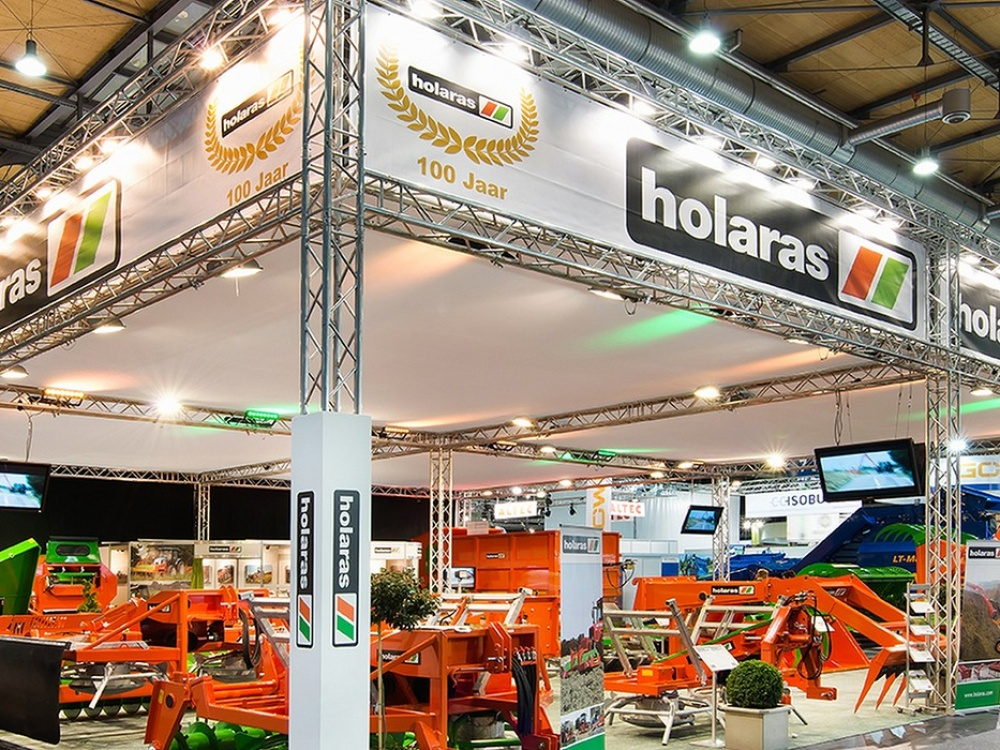 Holaras - Agritechnica - Hannover Messe