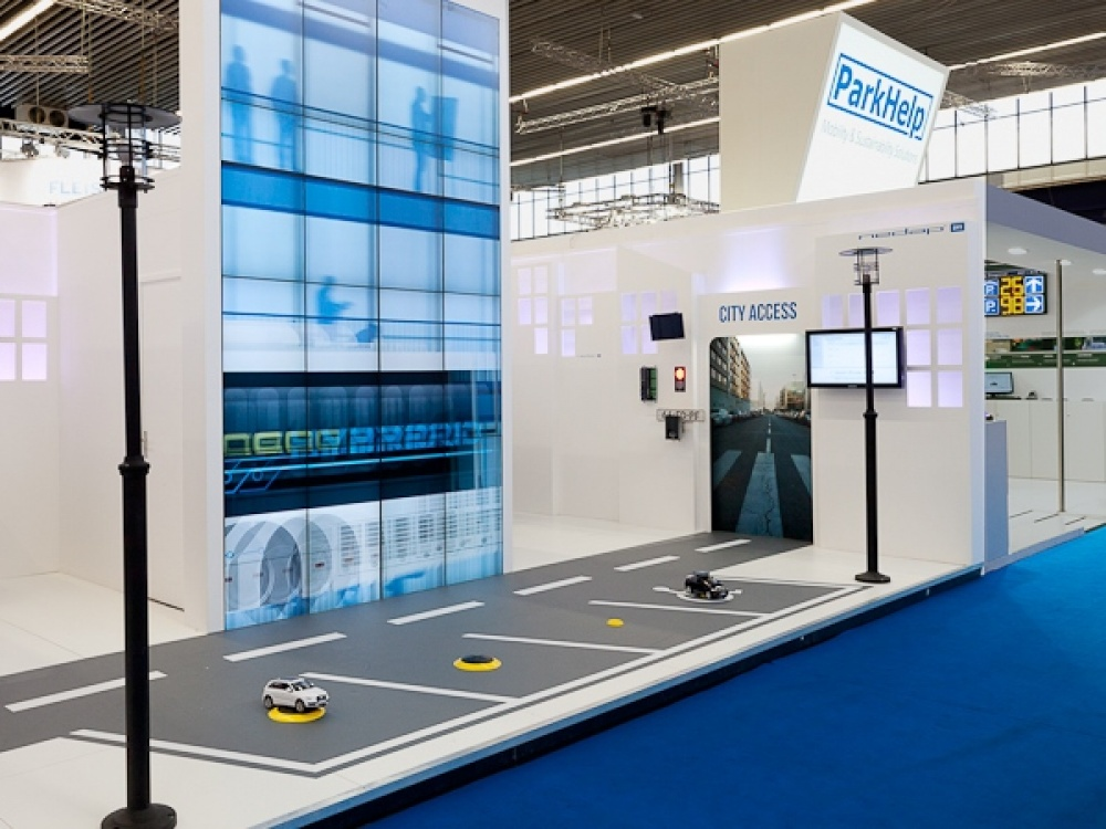 Nedap AVI - Intertraffic - Amsterdam RAI